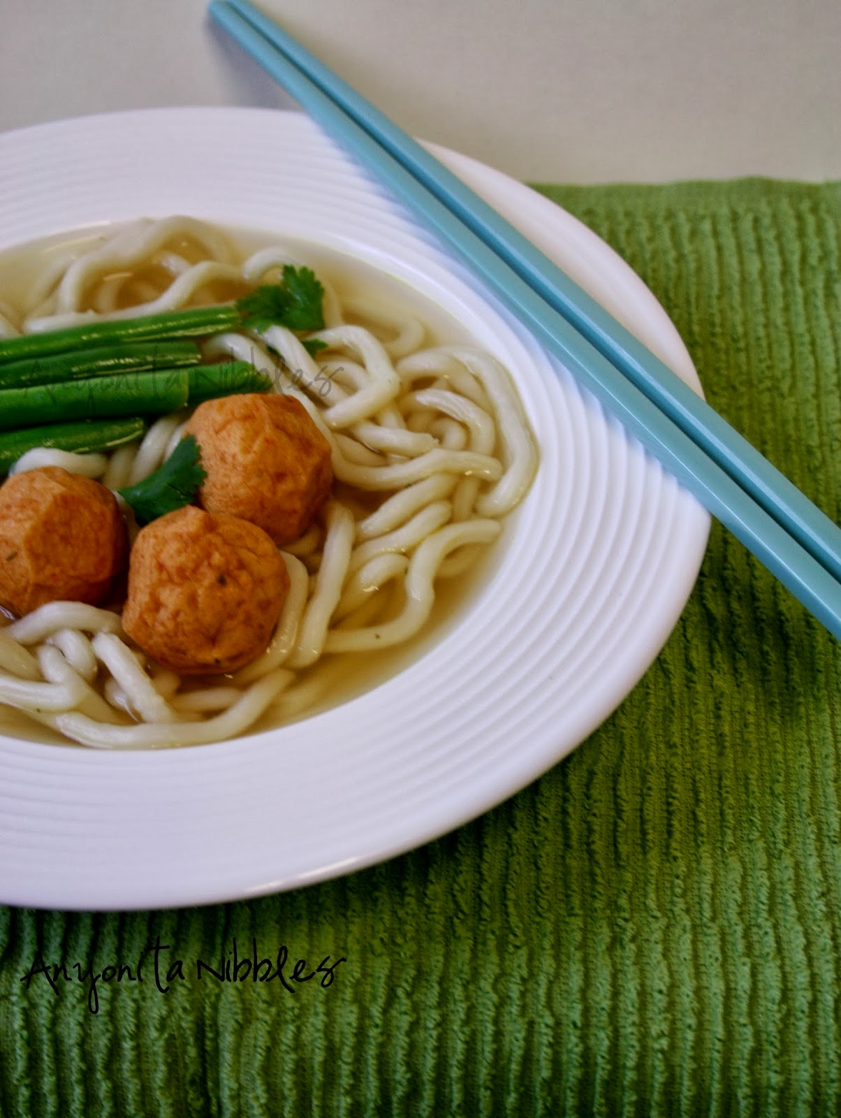 #easy #asian #dinner 10 minute tom yum fish ball noodle soup