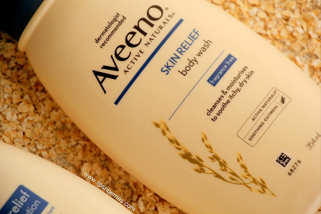 Aveeno skin relief body wash nz