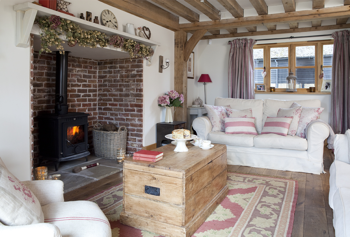 From little acorns a self build survey and some - Does a living room need a fireplace ...