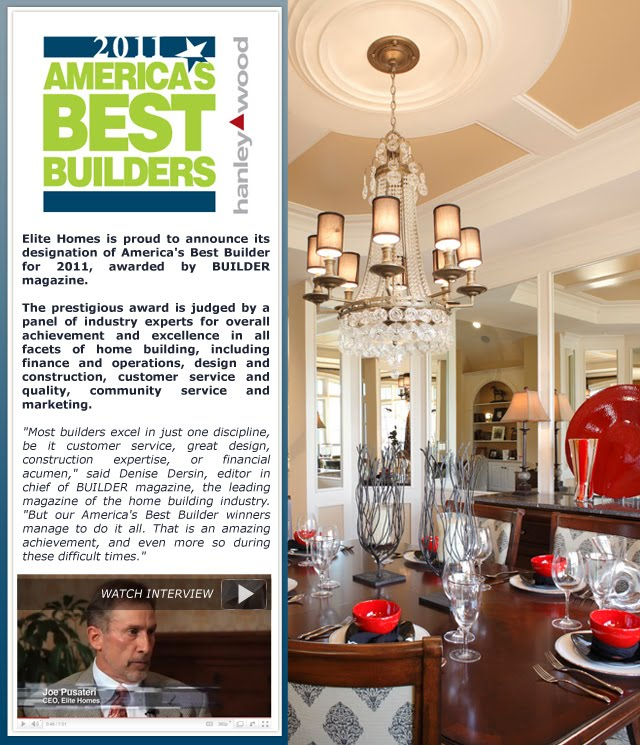 Elite homes of louisville 2011 america 39 s best builders for Americas best home builders
