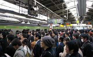 Stasiun Kereta Api Paling Sibuk Sedunia
