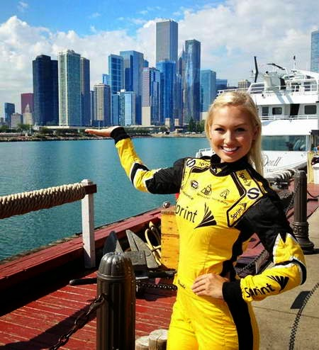 Brooke Werner, miss sprint cup, exiting team