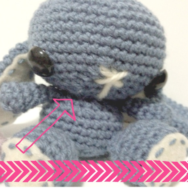 We Can Have Everything!: Craft: Crochet Bunny and Invisible Decreases
