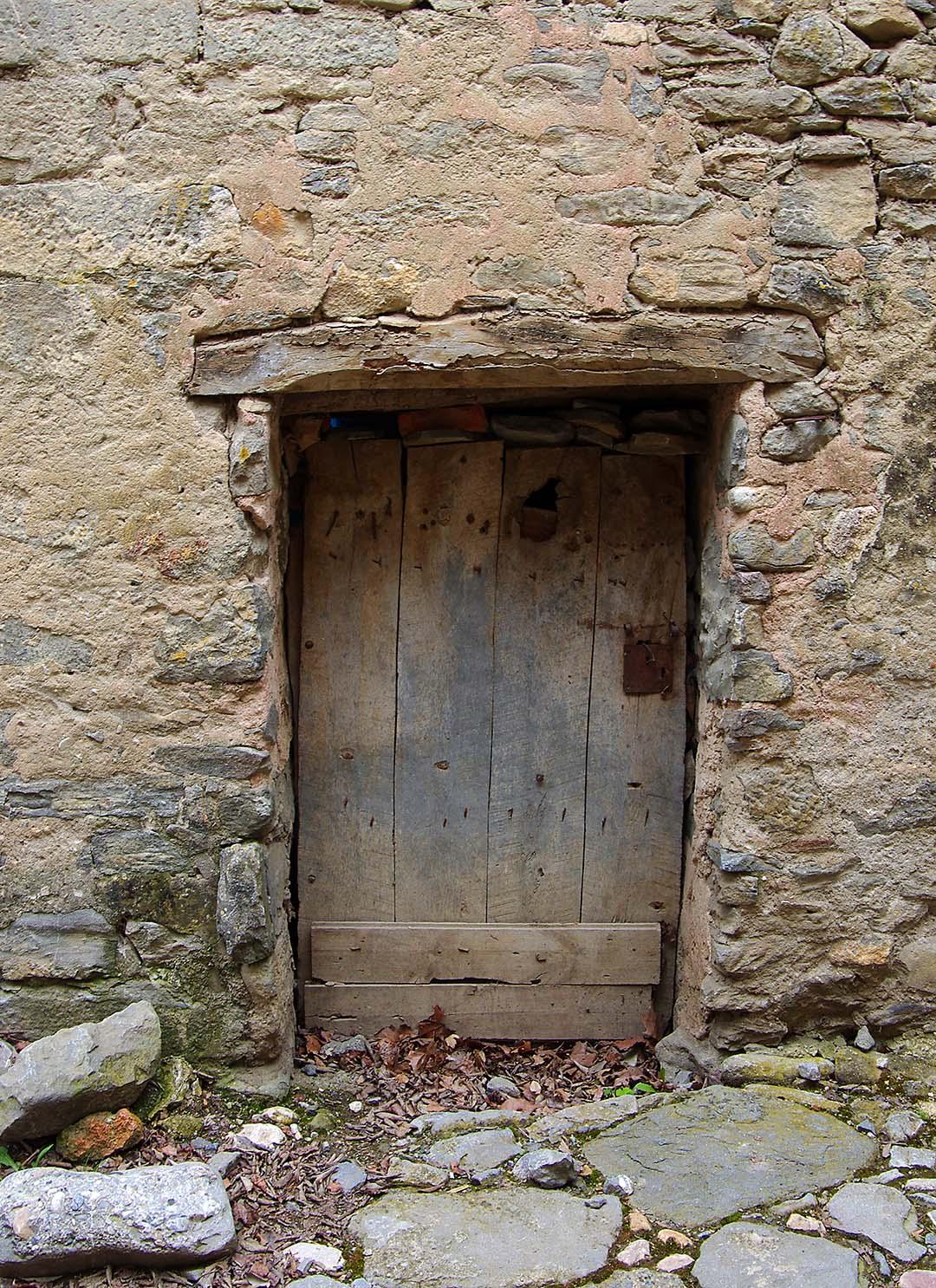 Entusiasco puertas r sticas y arcos de piedra en - Dintel de madera ...