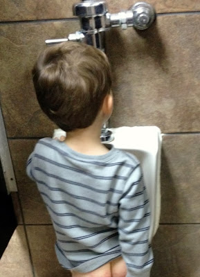 Difficulty potty training 4 year old 97