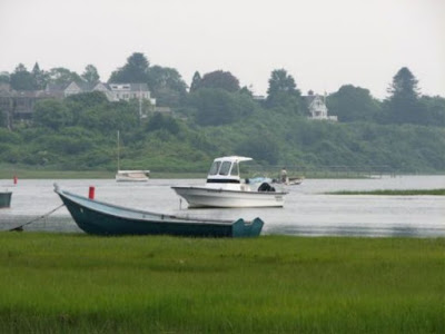 Fishing Boats in Chatham