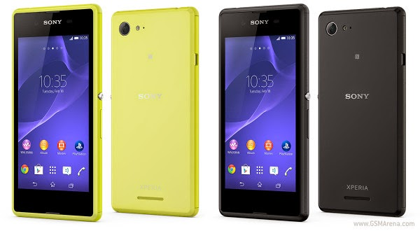 Sony Xperia E3 Dual Review,Specs and Price in Pakistan