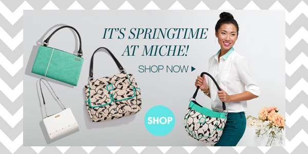 It's Springtime at Miche! Come See the New Shells