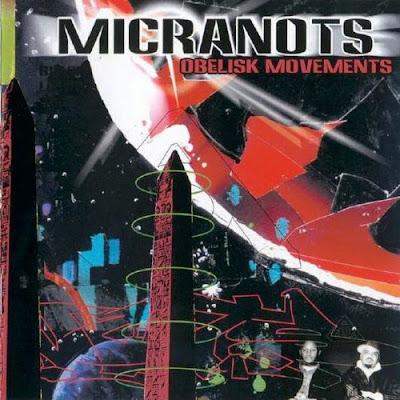 Micranots – Obelisk Movements (CD) (2000) (FLAC + 320 kbps)