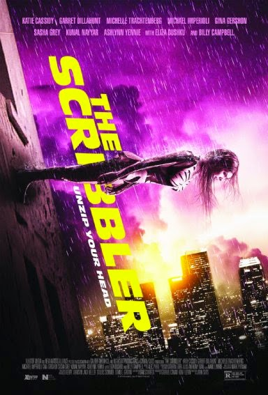 The Scribbler (2014) 720p HDRip