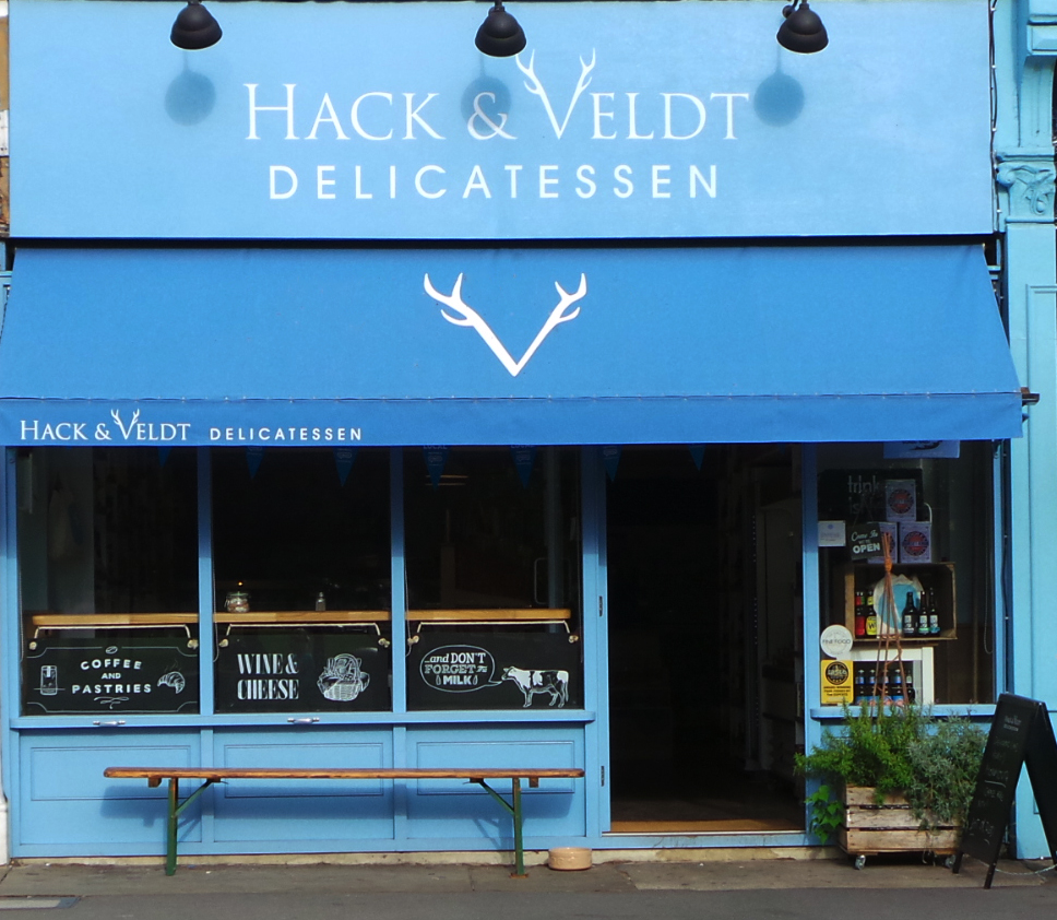 The Old Cinema Hack Veldt Turnham Greens Eat In Deli Fitted By