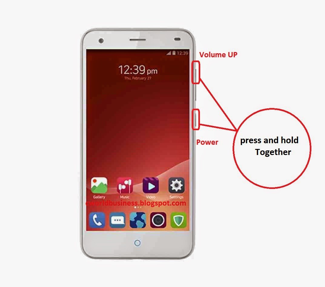 well come to Cworldbusiness: ZTE Blade S6 Hard Reset Factory Settings