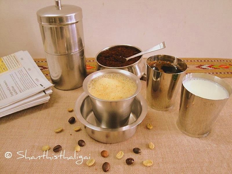 FILTER COFFEE / SOUTH INDIAN FILTER COFFEE / DEGREE COFFEE / HOW TO MAKE DECOCTION/ HOW TO MAKE SOUTH INDIAN FILTER COFFEE?
