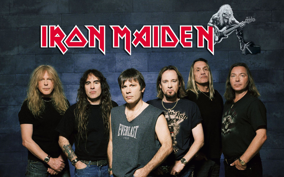 The Iron Maiden