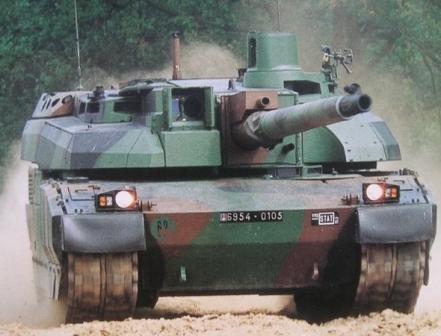 tank terbaik Perancis