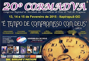 20° CORMADVA - ITAPIRAPUÃ