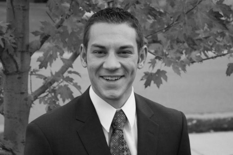 My Missionary. Elder Joshua Decker
