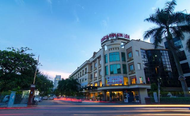Khách sạn Kim Liên 3,5ha