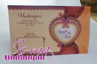 Undangan Pernikahan Maliq