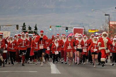 corsa Babbo Natale