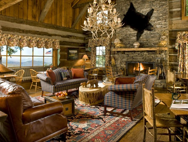 Top trends Living in a country style