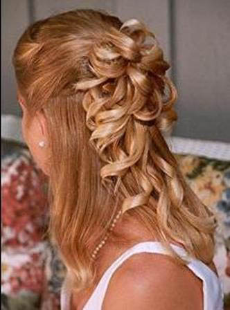 medium prom hairstyles. hairstyles for prom 2011 half