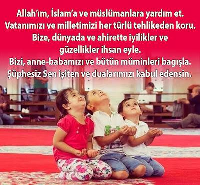 dua eden çocuklar