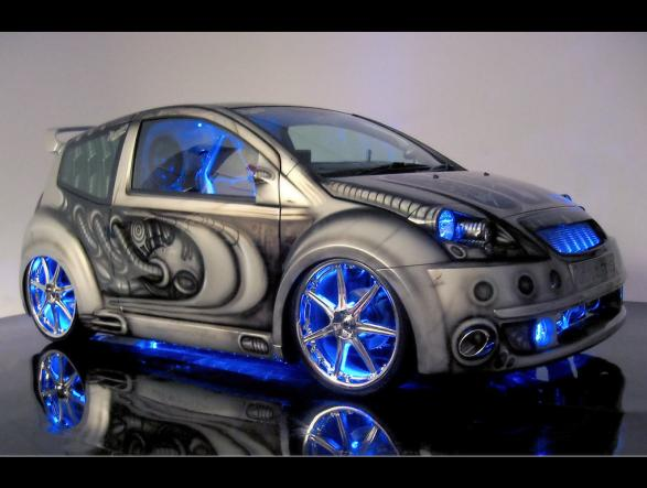 modification cars: The Best Car Modification Automotive Cars