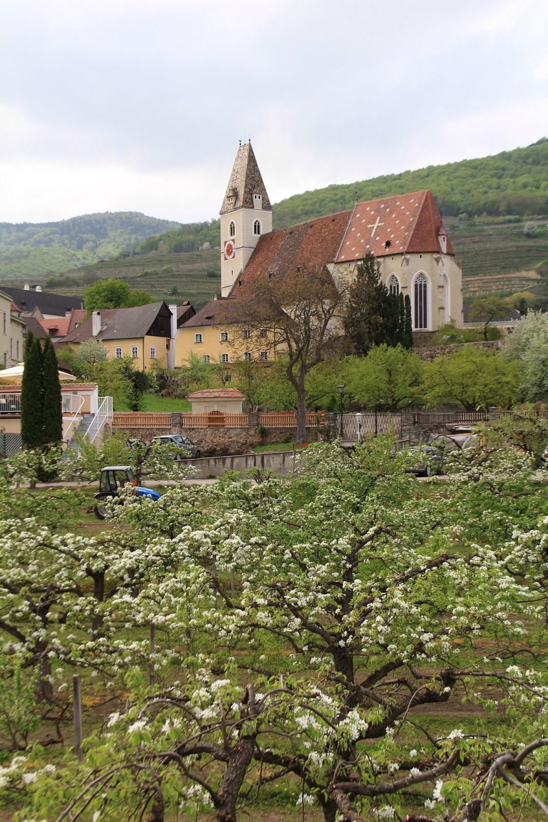 Visite de l 39 abbaye de melk en photos charmes de la vall e de la wachau tourisme autriche - Quand tailler les abricotiers ...