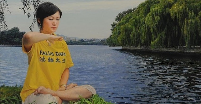 Falun Dafa is Good!