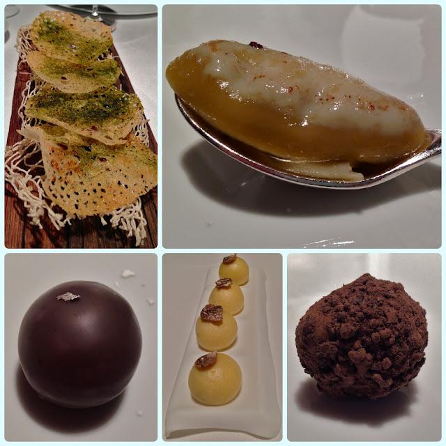 El Celler de Can Roca - Girona, Spain - Appetisers 2