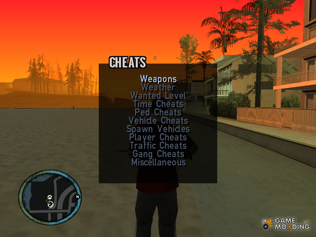 Download Mod Cheat Menu GTA San Andreas Terbaru 2014 ~ GTA ...
