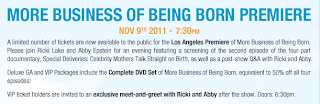 More Business of Being Born LA Premiere