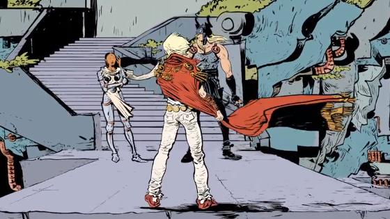 17 - Les comics que vous lisez en ce moment - Page 33 Battling+Boy+02