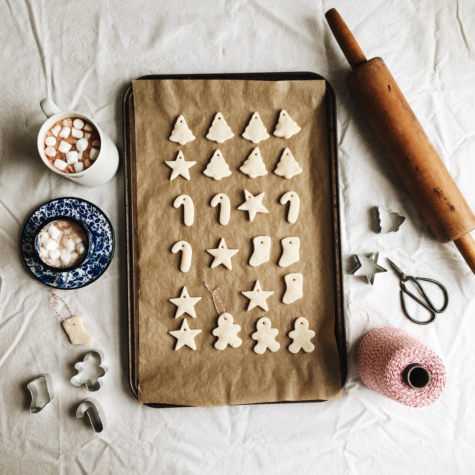 moon schooling eleanor salt dough ornaments. Black Bedroom Furniture Sets. Home Design Ideas