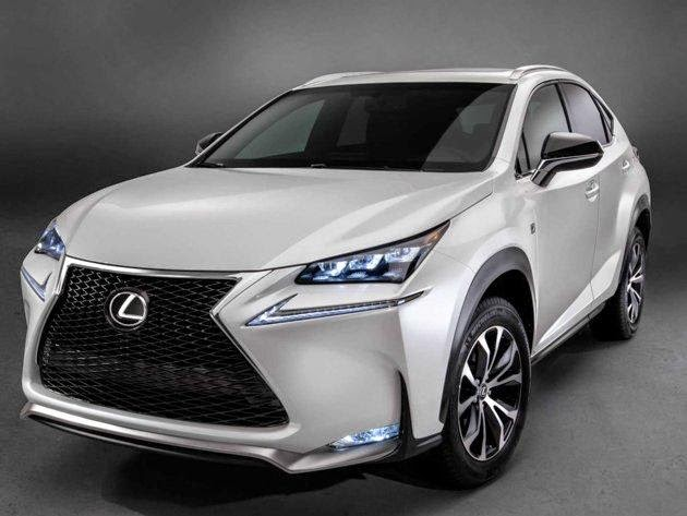 Lexus' New Crossover Reveals The Company's Big Ambitions