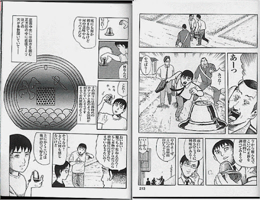 El mini OVNI de Kera, Japón Kera_ufo_comic