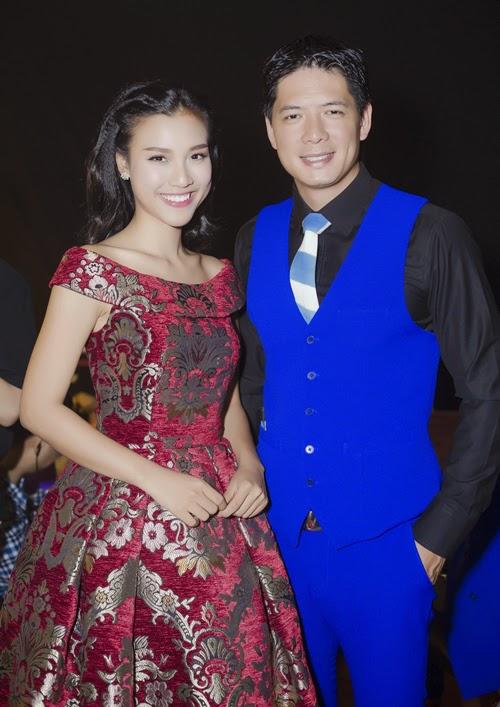 The softness and femininity beauty of  Hoang Oanh