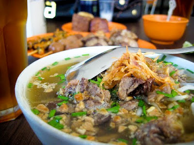 Resep Soto Daging