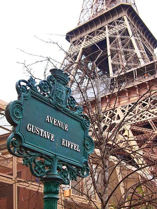 Avenue Gustave Eiffel
