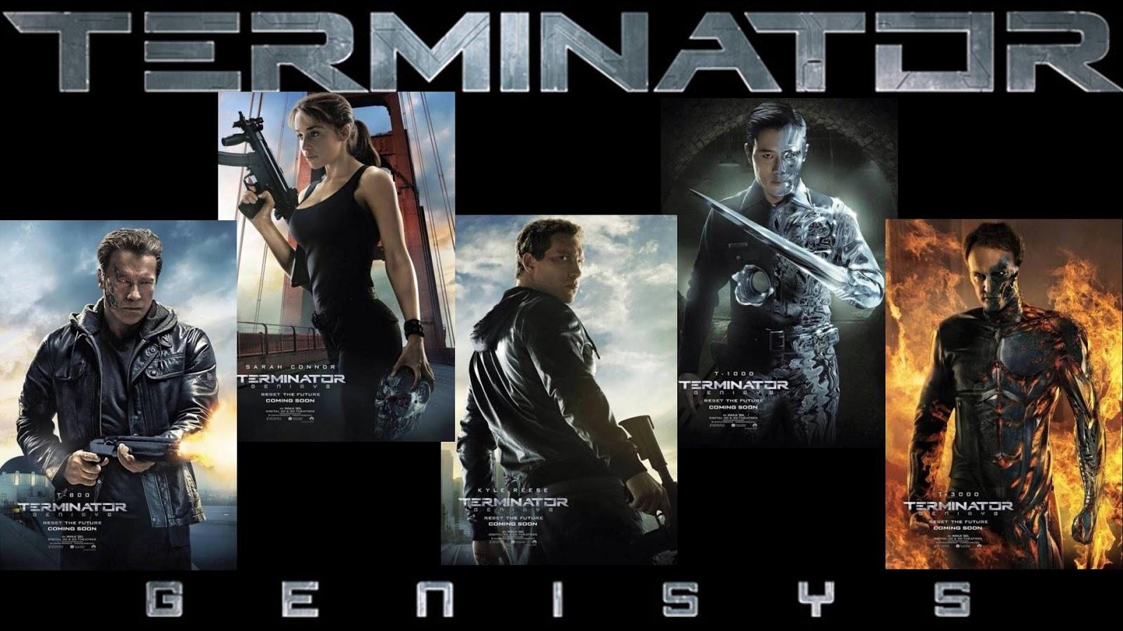 Phim Terminator Genisys