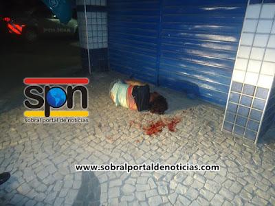 SOBRAL-CE: Violência! Homossexual é espancado próximo ao Centro de Convenções.