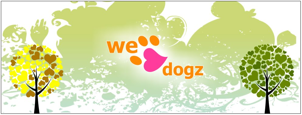 WeLoveDogz!  | Blog