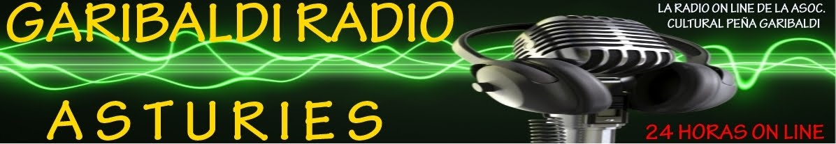 Garibaldi Radio - Asoc. Cultural Peña Garibaldi
