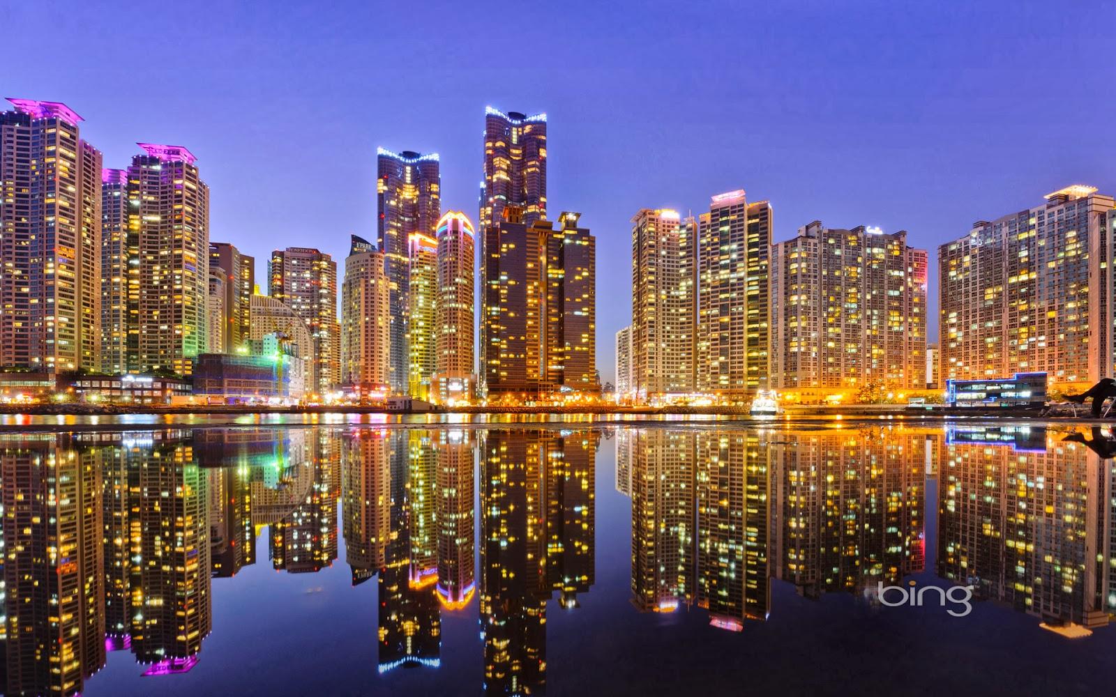 World Beautifull Places Busan South Korea Nice View