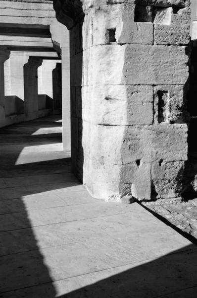 1 Coursives de lumières - Amphithéâtre- Arles