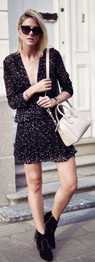 Summer Daydream Outfit Idea by Fashionata