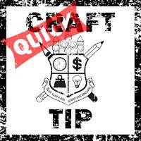 Quick Craft Tip: Liquitex Flow Aid