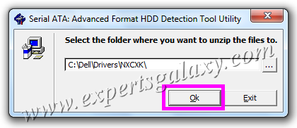 Extract HDD Detection Utility