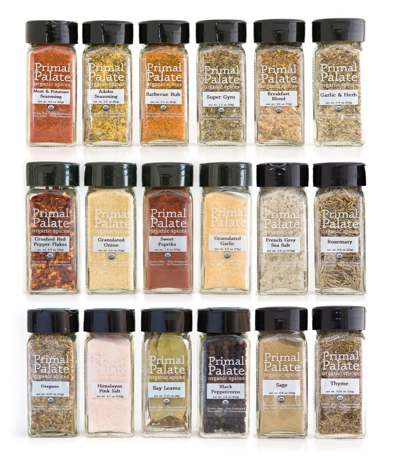 THE BEST PALEO SPICES
